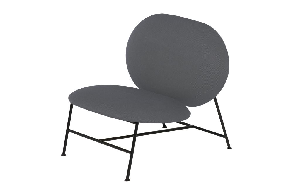 Oblong Lounge Chair by Northern