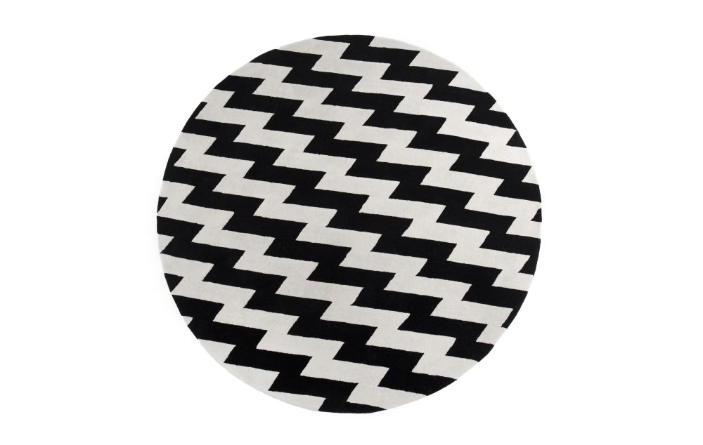 Large,Deadgood,Rugs,black,design,footwear,pattern,white