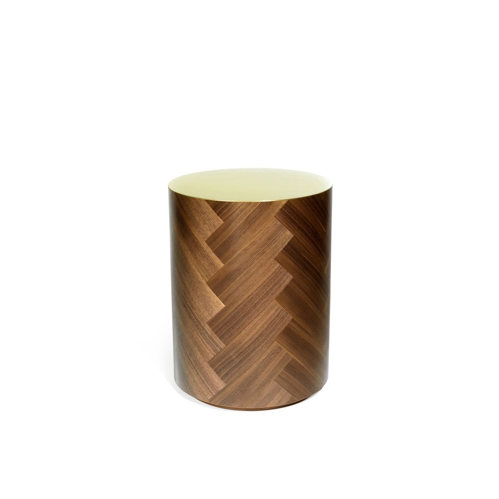 Deadgood,Coffee & Side Tables,beige,brown,cylinder,furniture,stool,table