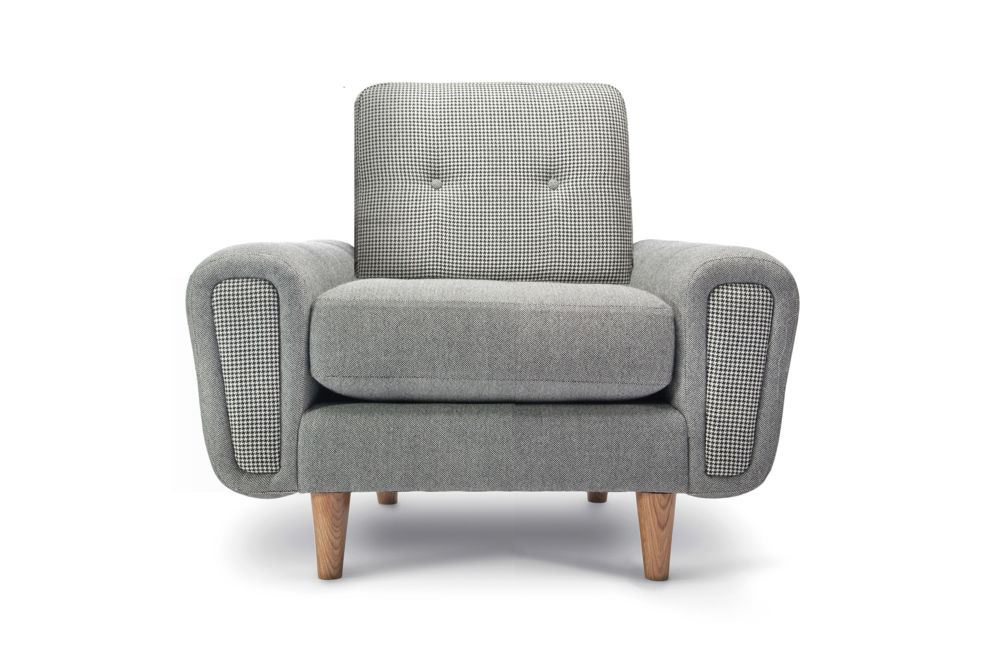 Harvey Armchair by Deadgood