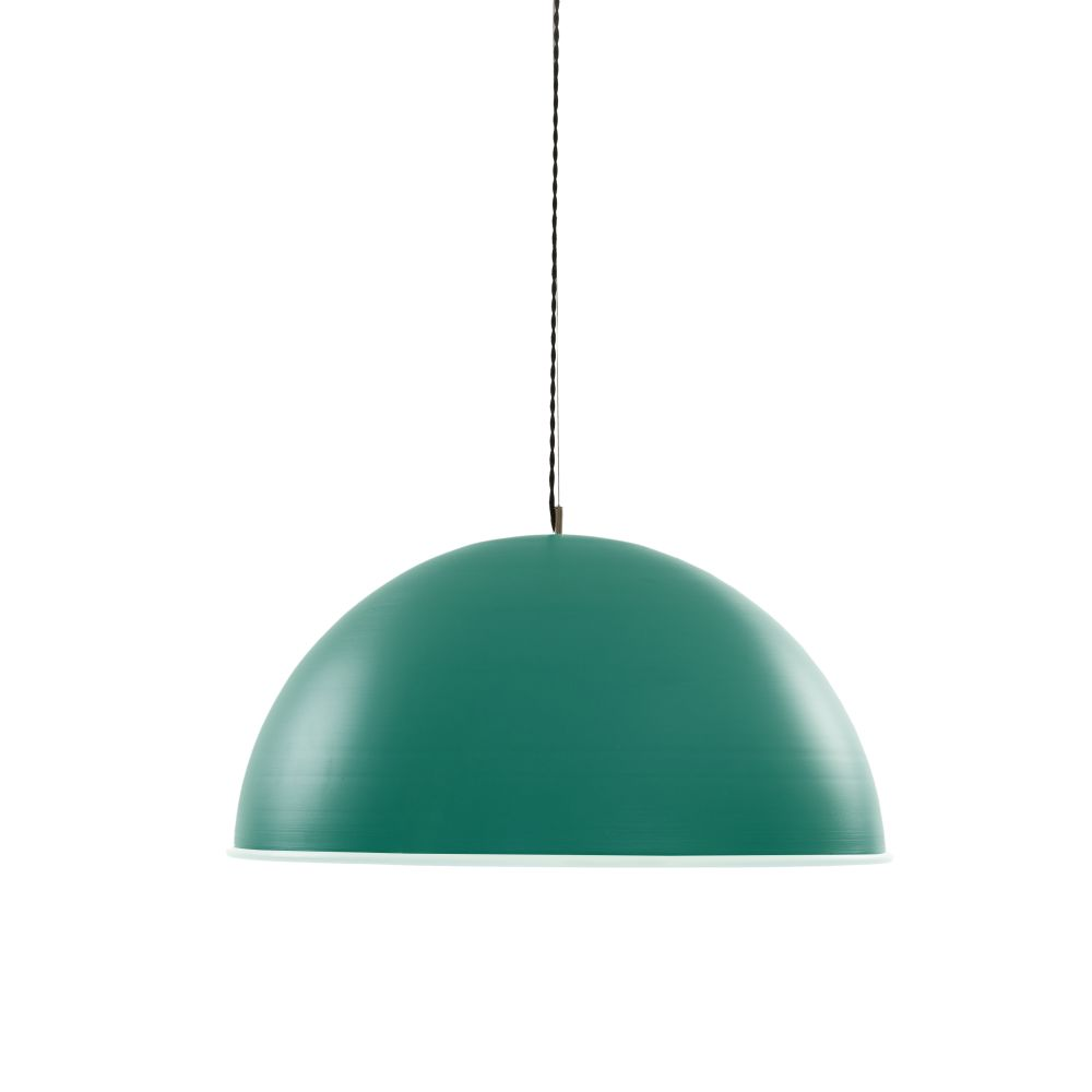 Raw Aluminium, Large,Deadgood,Pendant Lights,ceiling,ceiling fixture,green,lamp,light fixture,lighting,lighting accessory,teal,turquoise