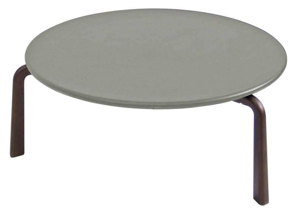 ø70, Grey / Green 37, Indian Brown 41,EMU,Outdoor Tables,coffee table,end table,furniture,outdoor table,table