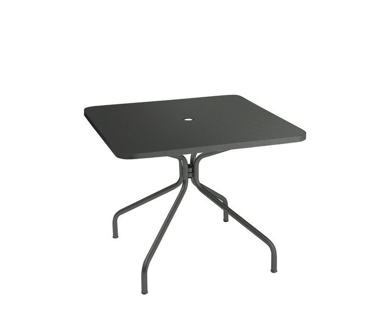 Solid Square Dining Table by EMU