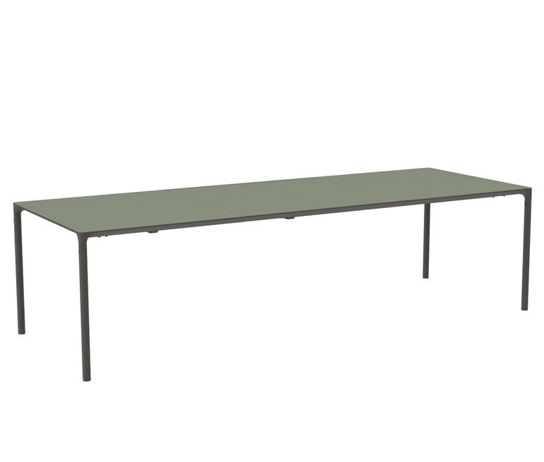 Terramare Extensible Rectangular Dining Table by EMU