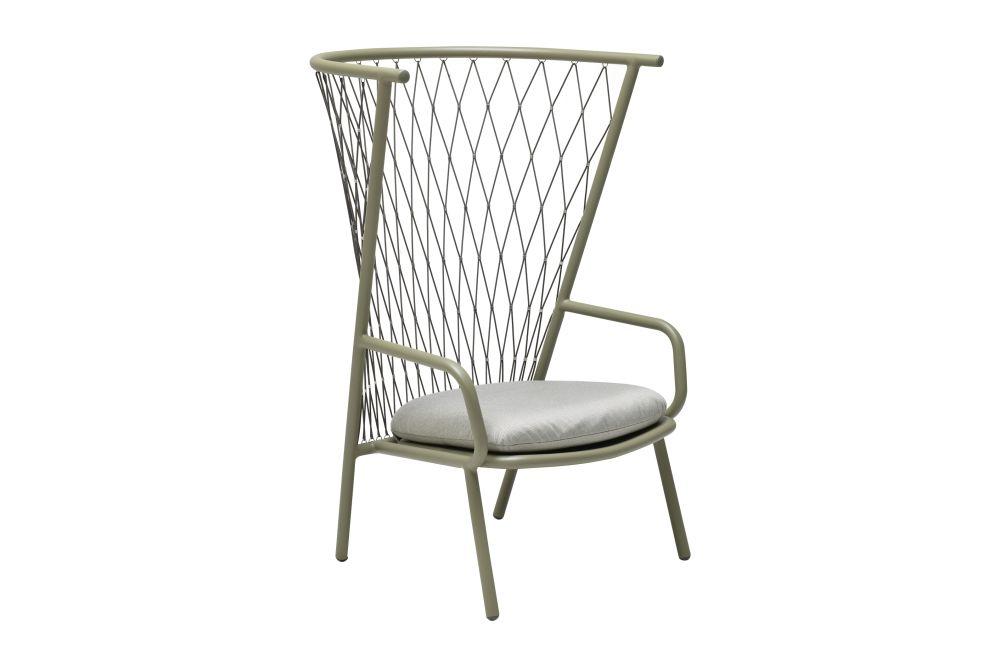 Nef Lounge Chair by EMU