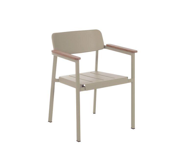 Matt White 23, Teak 82,EMU,Outdoor Chairs,beige,chair,furniture