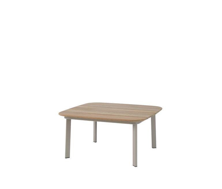 Matt White 23, Teak 82,EMU,Outdoor Tables,beige,coffee table,furniture,outdoor table,rectangle,table