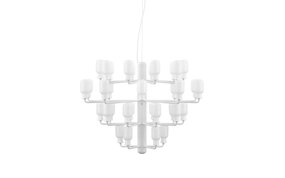Amp Chandelier by Normann Copenhagen
