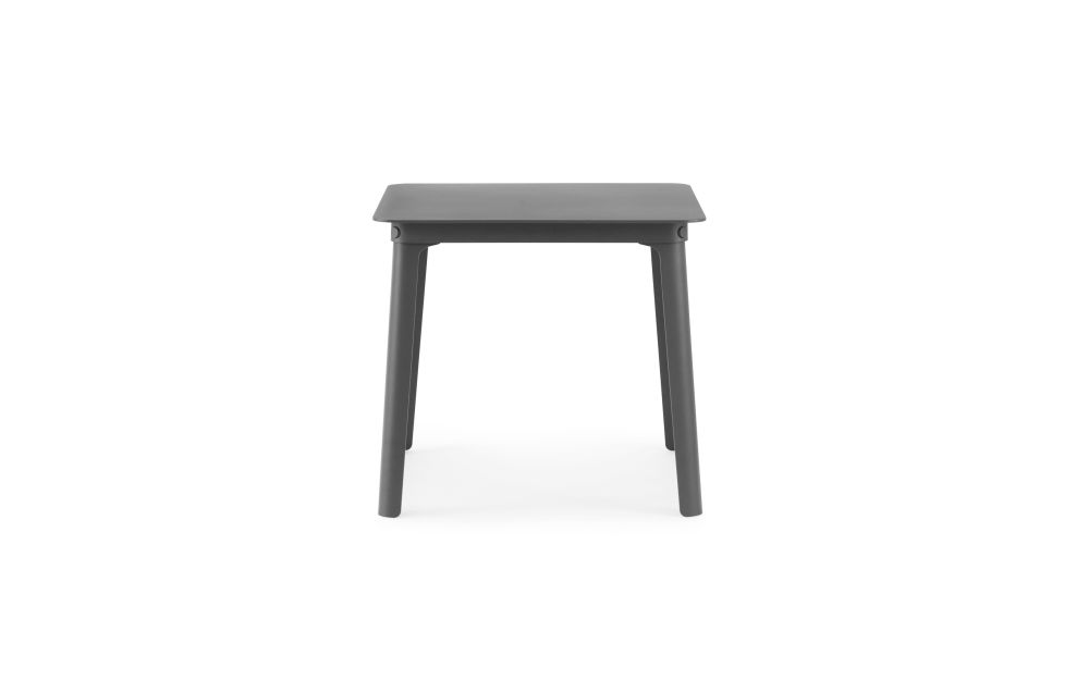 Graphite, Small,Normann Copenhagen,Coffee & Side Tables,bar stool,furniture,outdoor table,stool,table