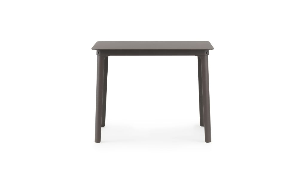 Graphite, Small,Normann Copenhagen,Coffee & Side Tables,end table,furniture,outdoor table,sofa tables,stool,table