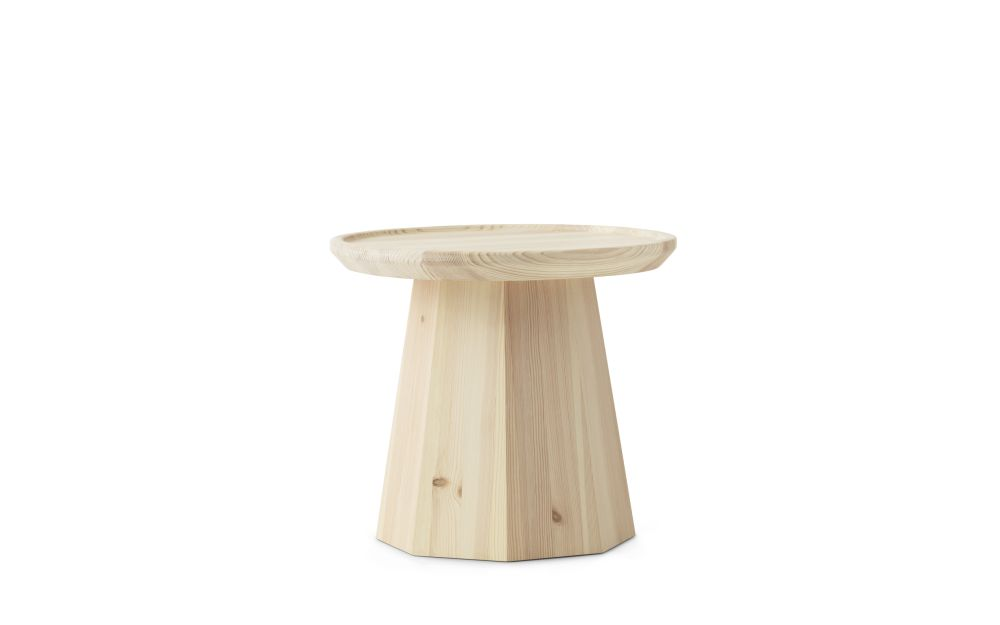 Pine, Small,Normann Copenhagen,Coffee & Side Tables,furniture,stool,table