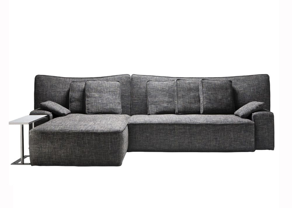 Cairo - Bianco 01, Standard Padding,Driade,Sofas,chair,chaise longue,comfort,couch,furniture,room,sofa bed,studio couch