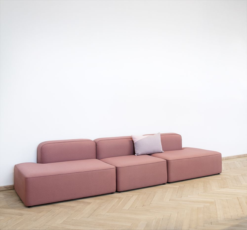 Rope Modular Sofa 340 Wide Open Right Side Fame 60005 By