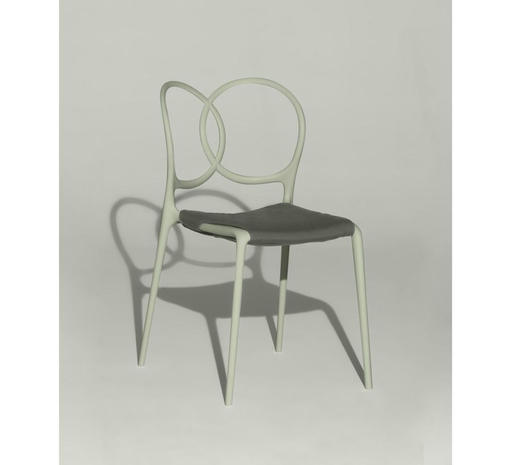 Sissi Stackable Chair Set with Cushion by Driade