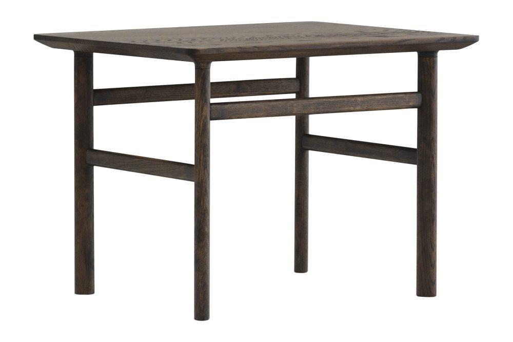 Oak,Normann Copenhagen,Coffee & Side Tables,end table,furniture,outdoor furniture,outdoor table,table
