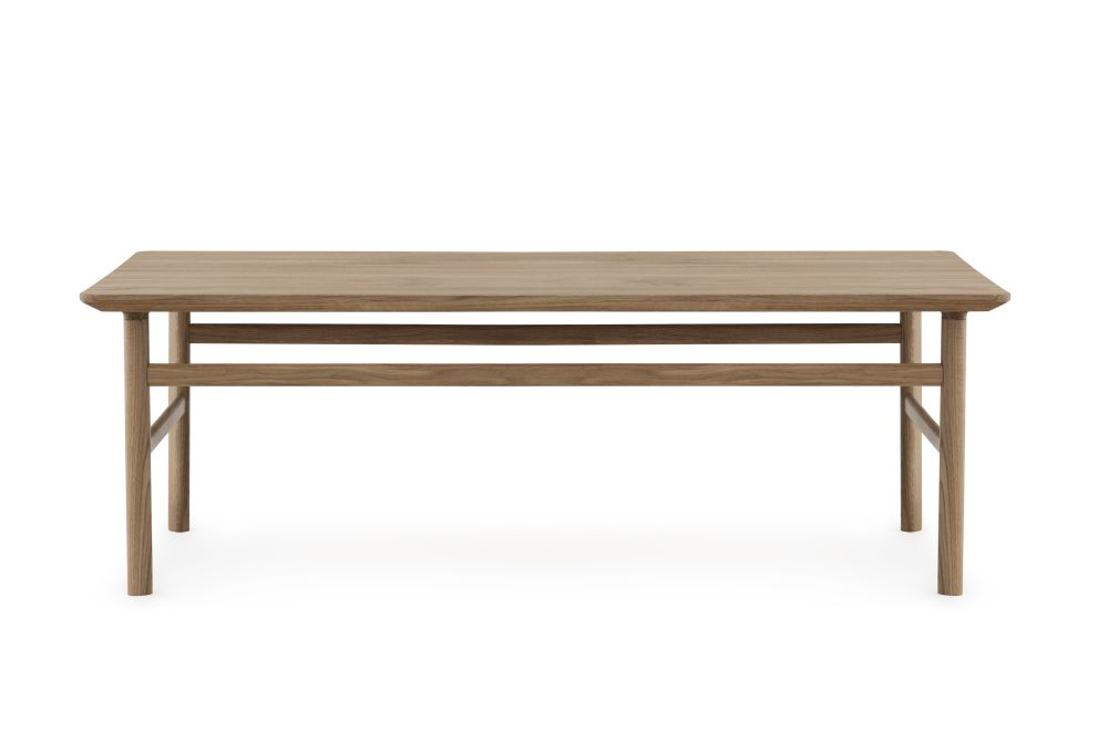 Oak,Normann Copenhagen,Coffee & Side Tables,coffee table,desk,furniture,outdoor table,rectangle,sofa tables,table