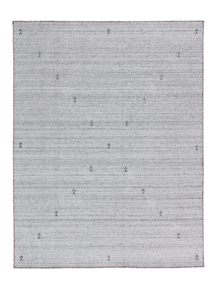 Rune: Contemporary Handwoven Wool Rug,Ana & Noush,Rugs,line,rectangle,wood