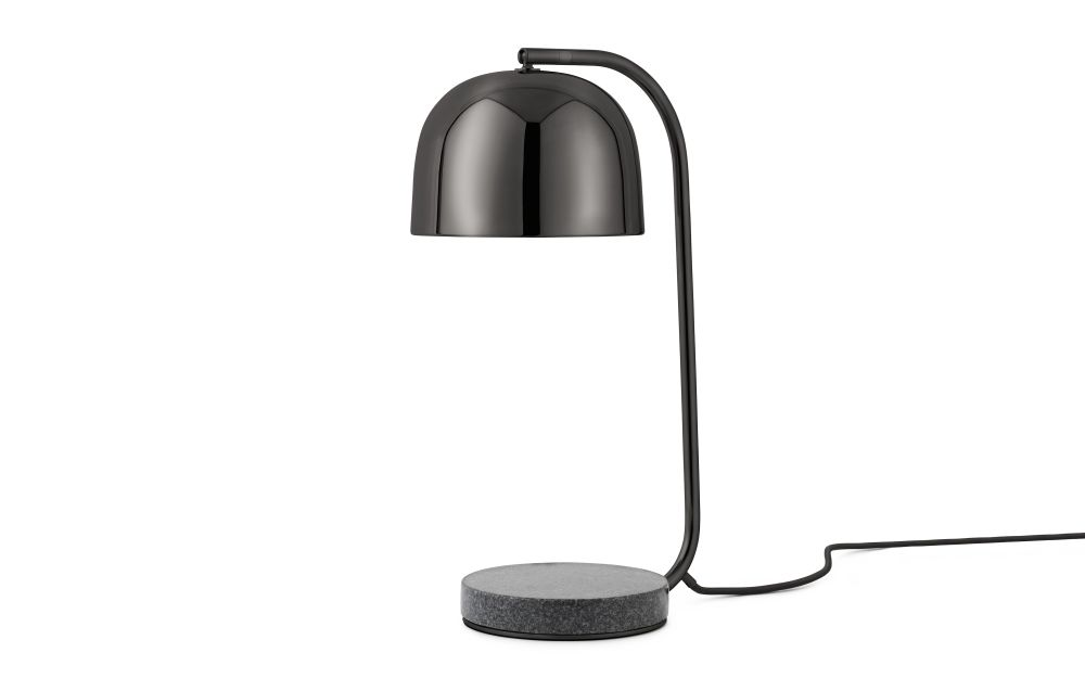 Black,Normann Copenhagen,Table Lamps,lamp