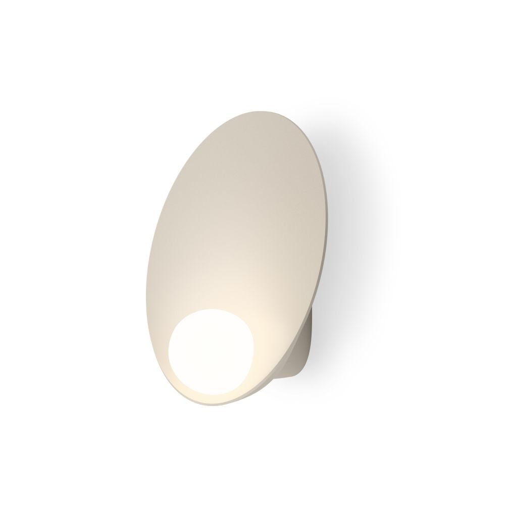 Matt white lacquer,Vibia,Wall Lights,beige,lamp,lighting
