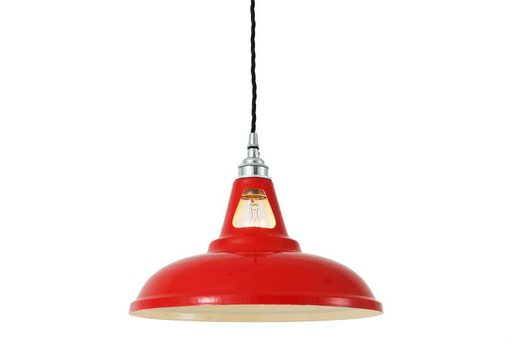 Powder Coated Bronze,Mullan Lighting  ,Pendant Lights,lamp,light,light fixture,lighting,red
