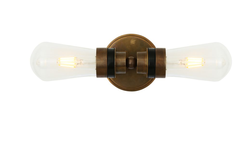 Ara Wall Light by Mullan Lighting