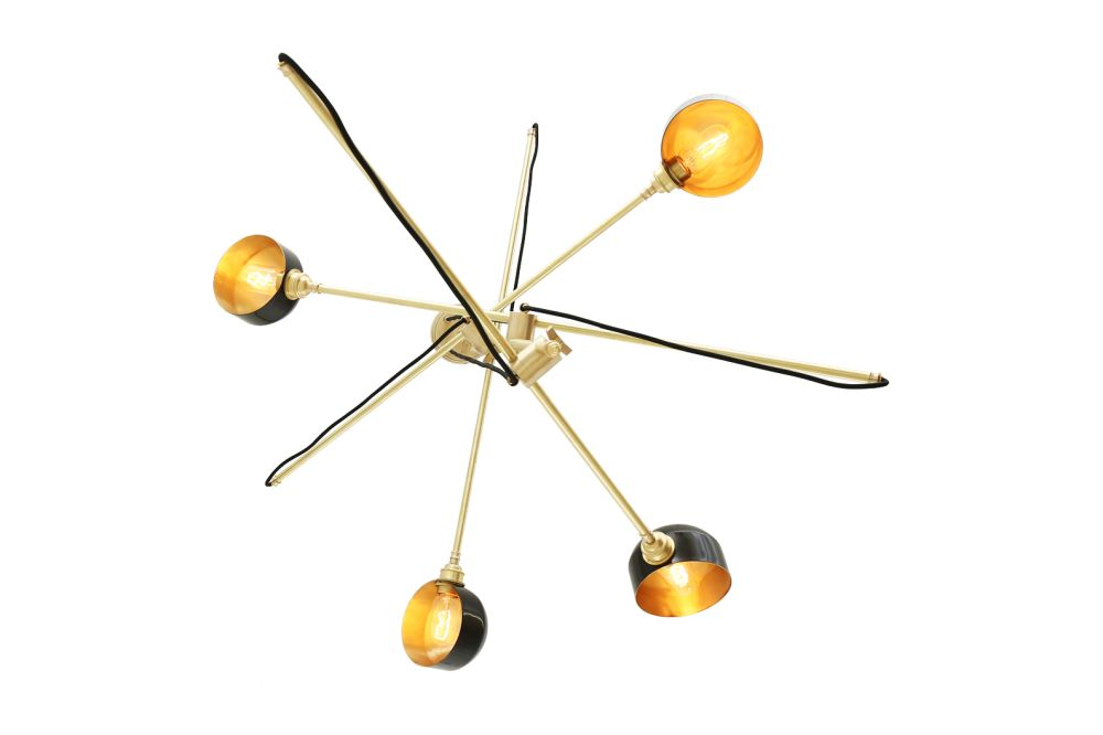 Kingston Chandelier by Mullan Lighting