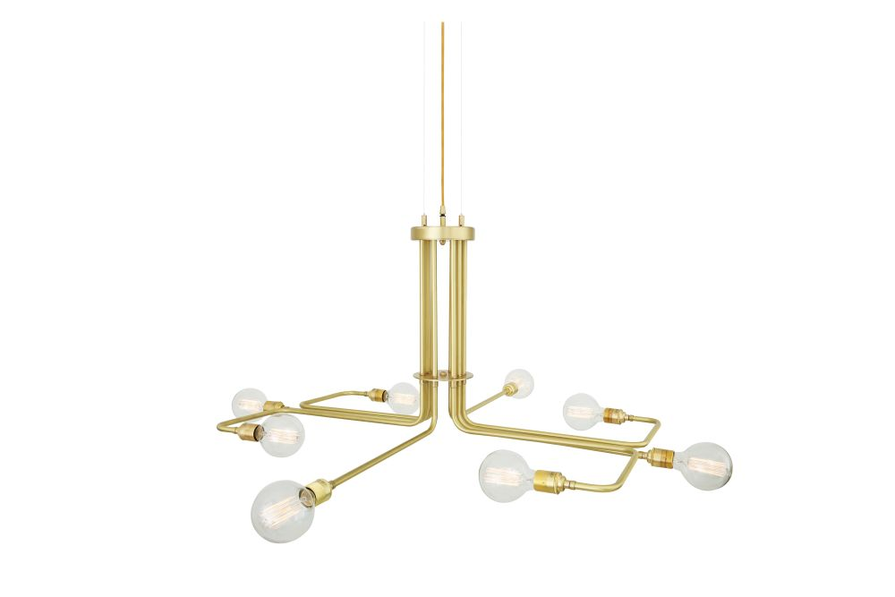 Amman Chandelier by Mullan Lighting