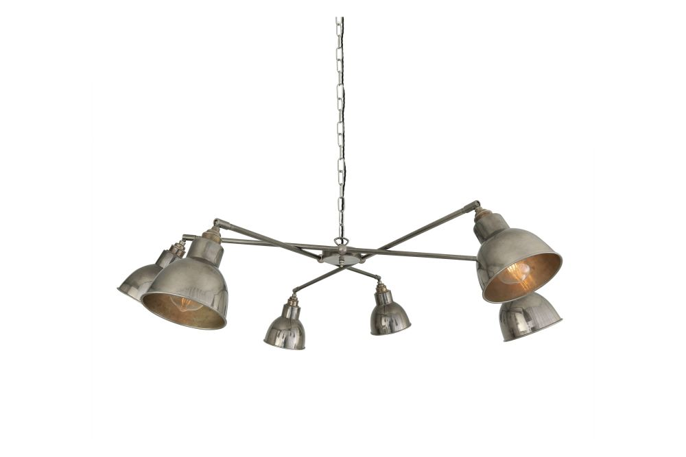 Bridgetown Chandelier by Mullan Lighting