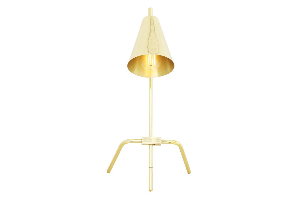 Polished Brass, EU Plug,Mullan Lighting  ,Table Lamps,lamp