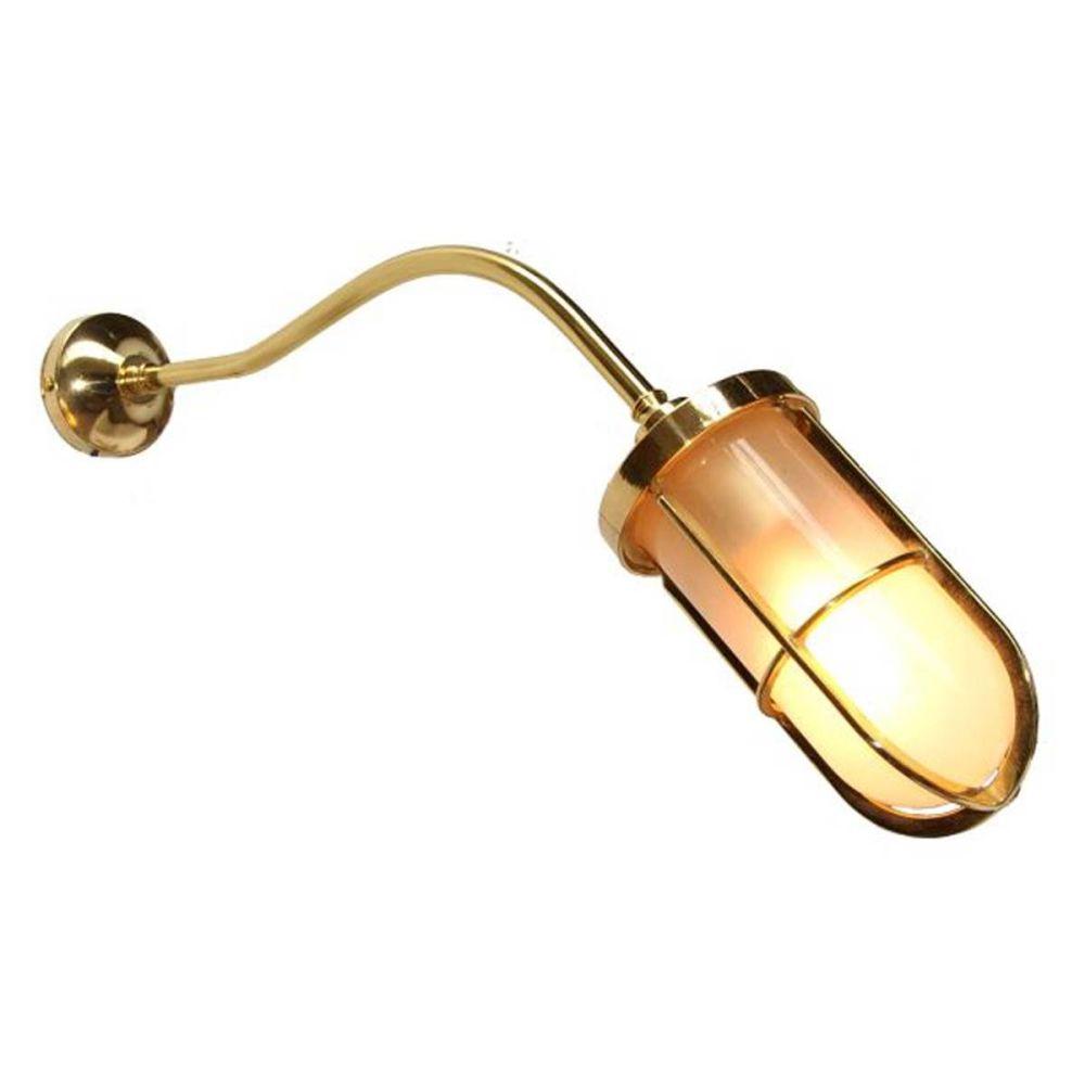 Wybert Well Glass Wall Light by Mullan Lighting