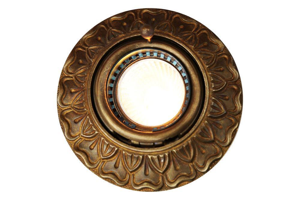 Antique Brass,Mullan Lighting  ,Ceiling Lights,bronze,circle,dishware,plate