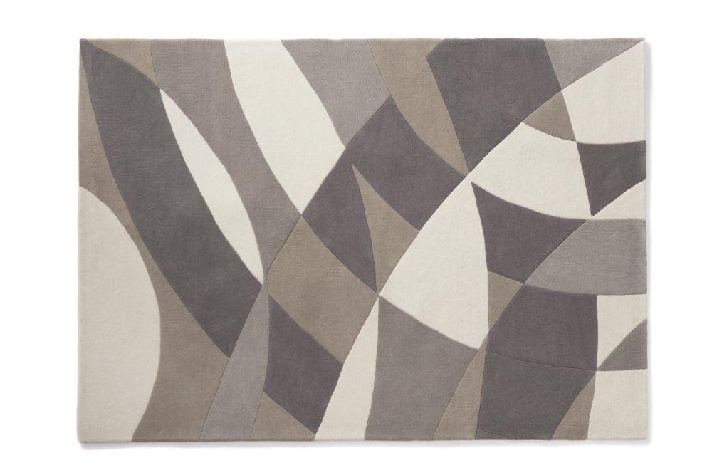 Curve Wool Rug,Lindsey Lang,Rugs,beige,brown,pattern,rectangle