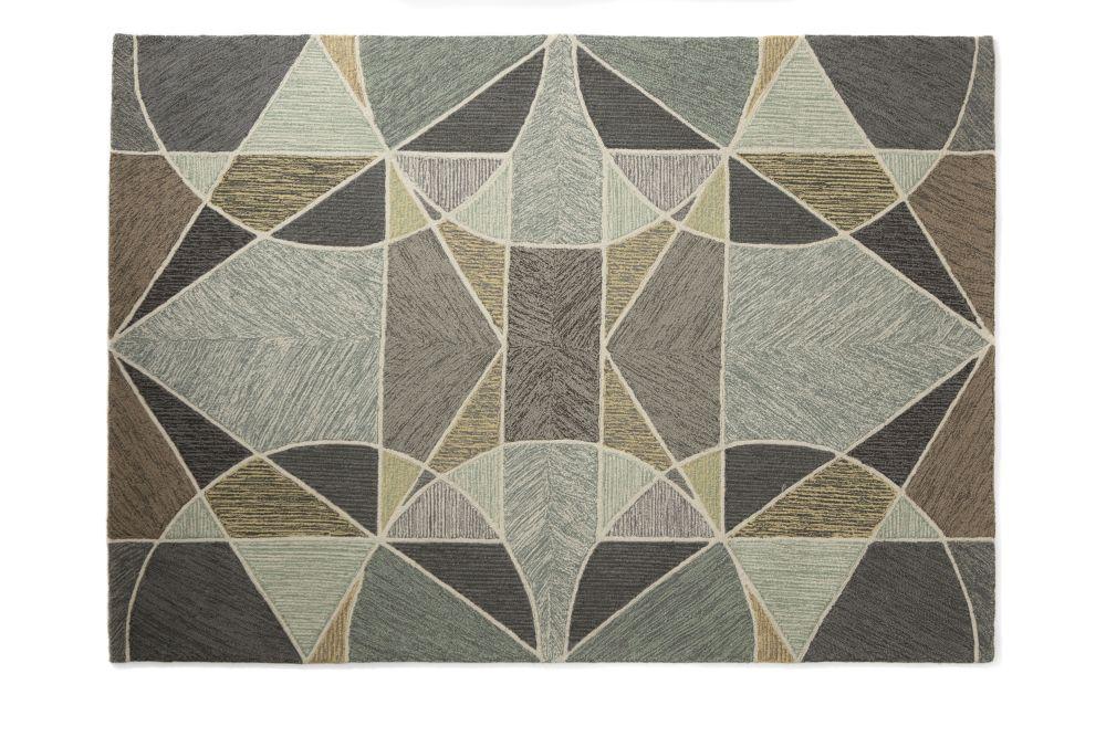 Geode Wool Rug by Lindsey Lang