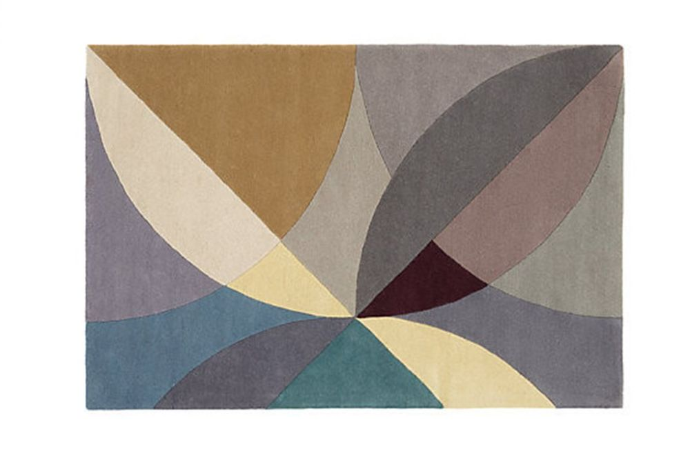 Pinpoint Wool Rug,Lindsey Lang,Rugs,beige,brown,line,pattern,rectangle,textile