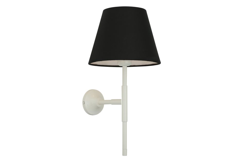 Powder Coated White,Mullan Lighting  ,Wall Lights,lamp,lampshade,light fixture,lighting,lighting accessory,sconce,table