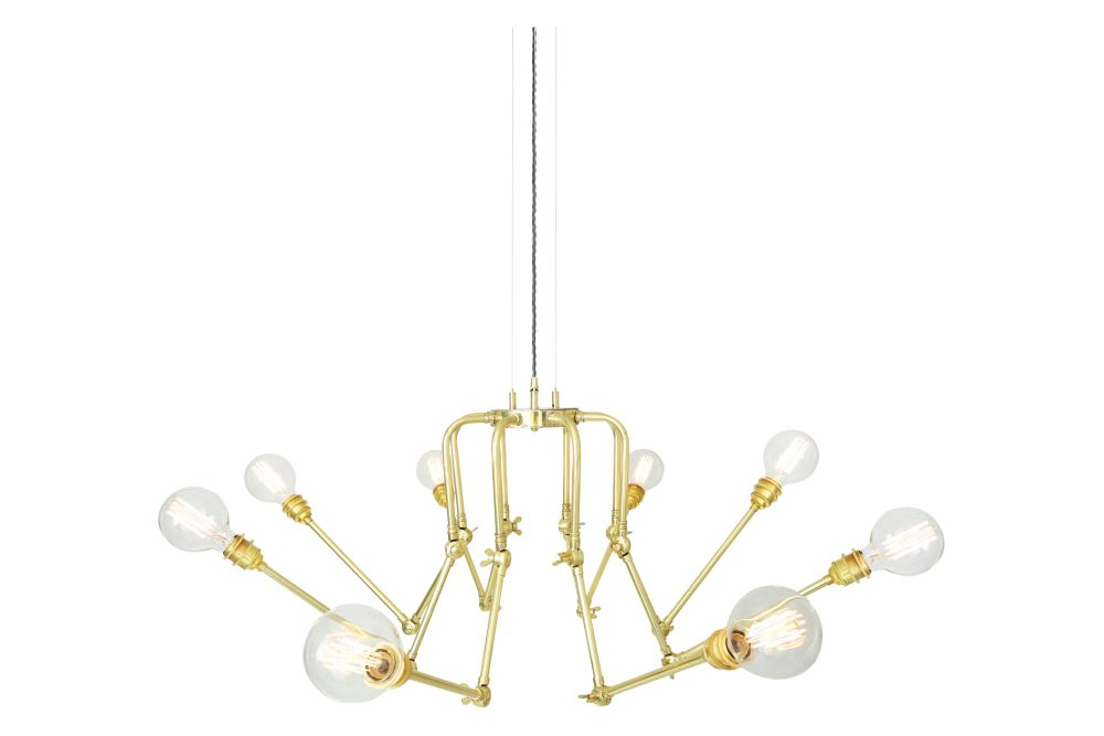 San Mateo Chandelier by Mullan Lighting
