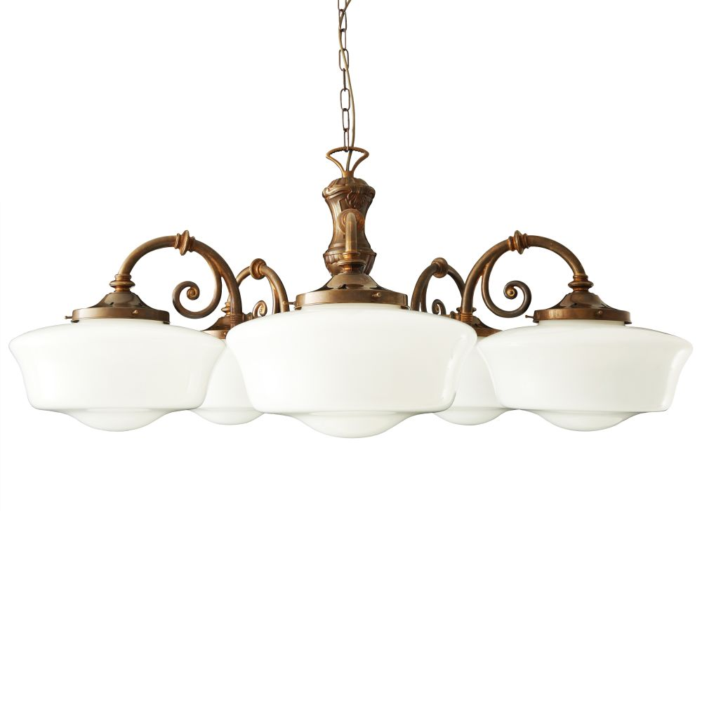 Satin Brass,Mullan Lighting  ,Chandeliers,ceiling,ceiling fixture,chandelier,light fixture,lighting