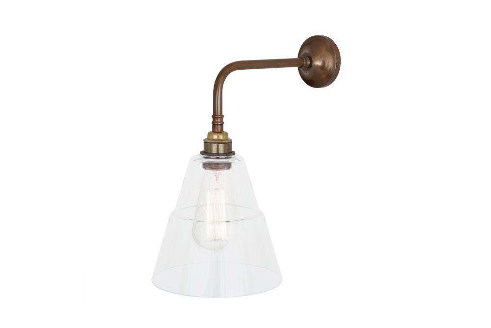 Lyx Wall Light by Mullan Lighting