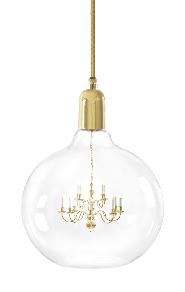 King Edison Grande Pendant Lamps by Mineheart