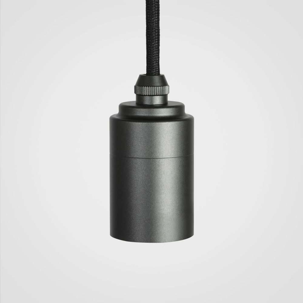 Graphite Pendant,Tala,Pendant Lights,ceiling,cylinder