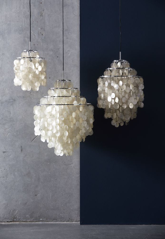 Kendte Fun 1DM Pendant Light by Verpan | Clippings XH-22