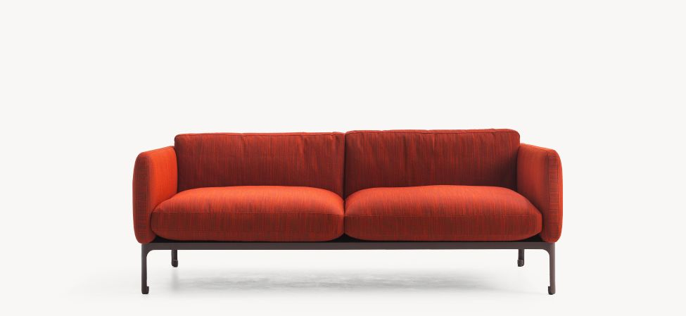 Casa Modernista 1 - 3 Seater Sofa by Moroso