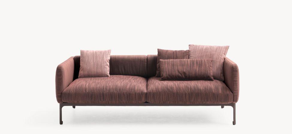 Casa Modernista 2 - 3 Seater Sofa by Moroso
