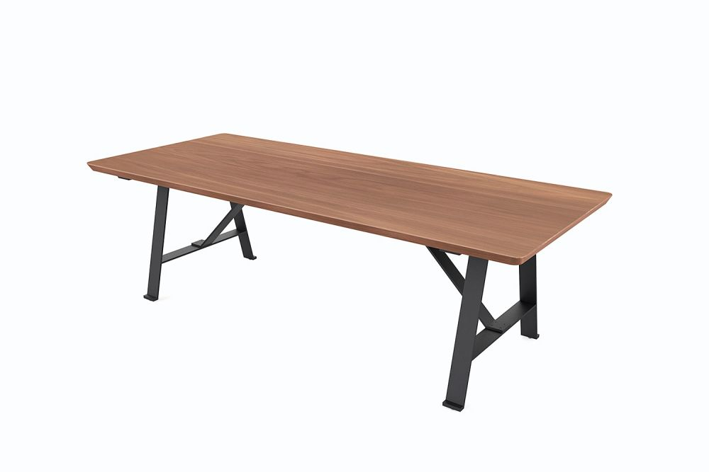 Exchange Dining Table by Stellar Works