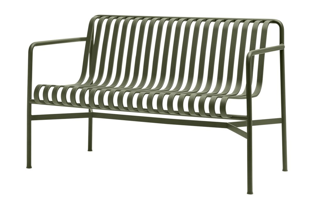 Palissade Dining Bench - Outdoor by Hay