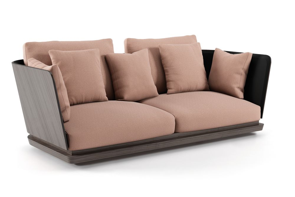 A. Cortese 2 Seater Sofa by Punt
