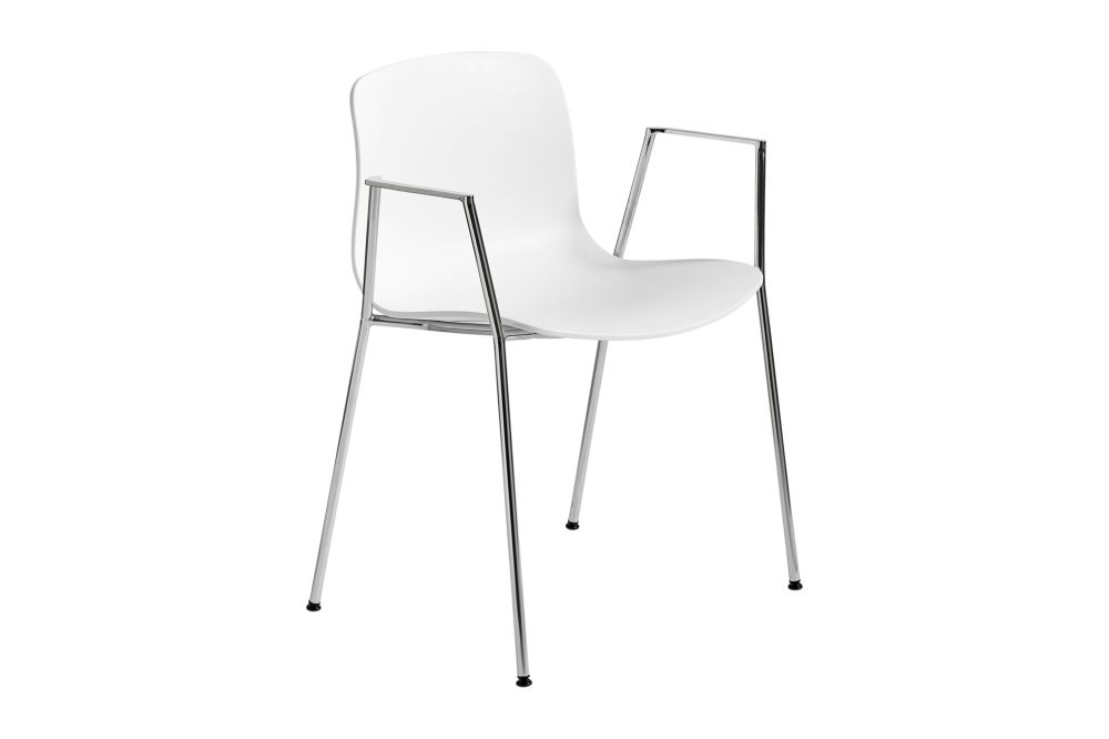 AAC 18 Dining Chair with Armrests by Hay