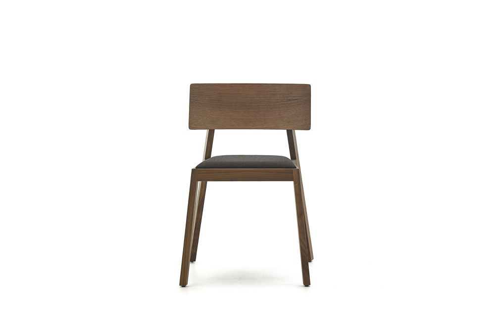 Super-Matt Oak, Valencia Amethyst,Punt,Dining Chairs,chair,furniture,table