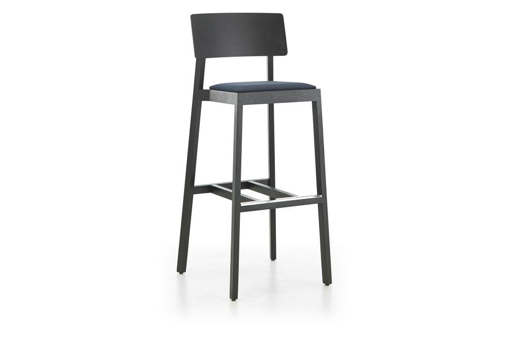 Super-Matt Oak, Valencia Amethyst,Punt,Stools,bar stool,chair,furniture,stool