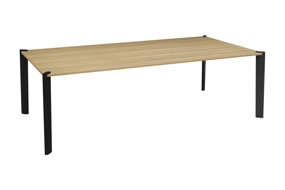 Bay Dining Table, Rectangular by Punt